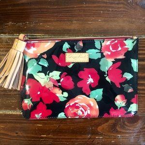 Dooney & Burke Floral Clutch